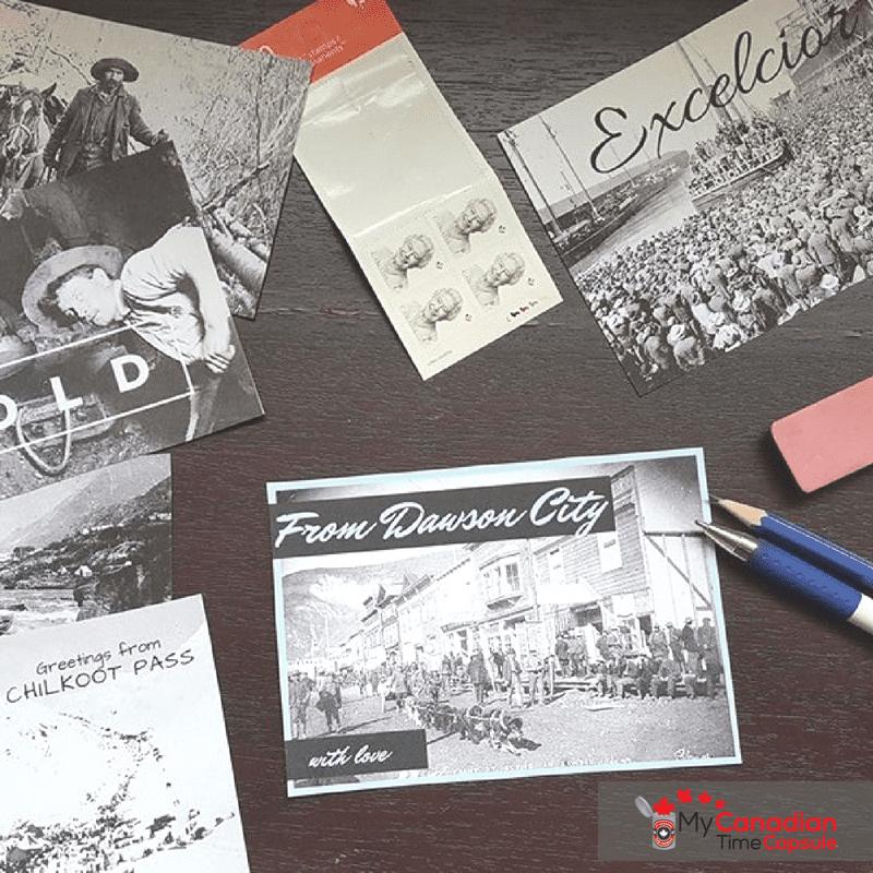 Klondike Post Cards