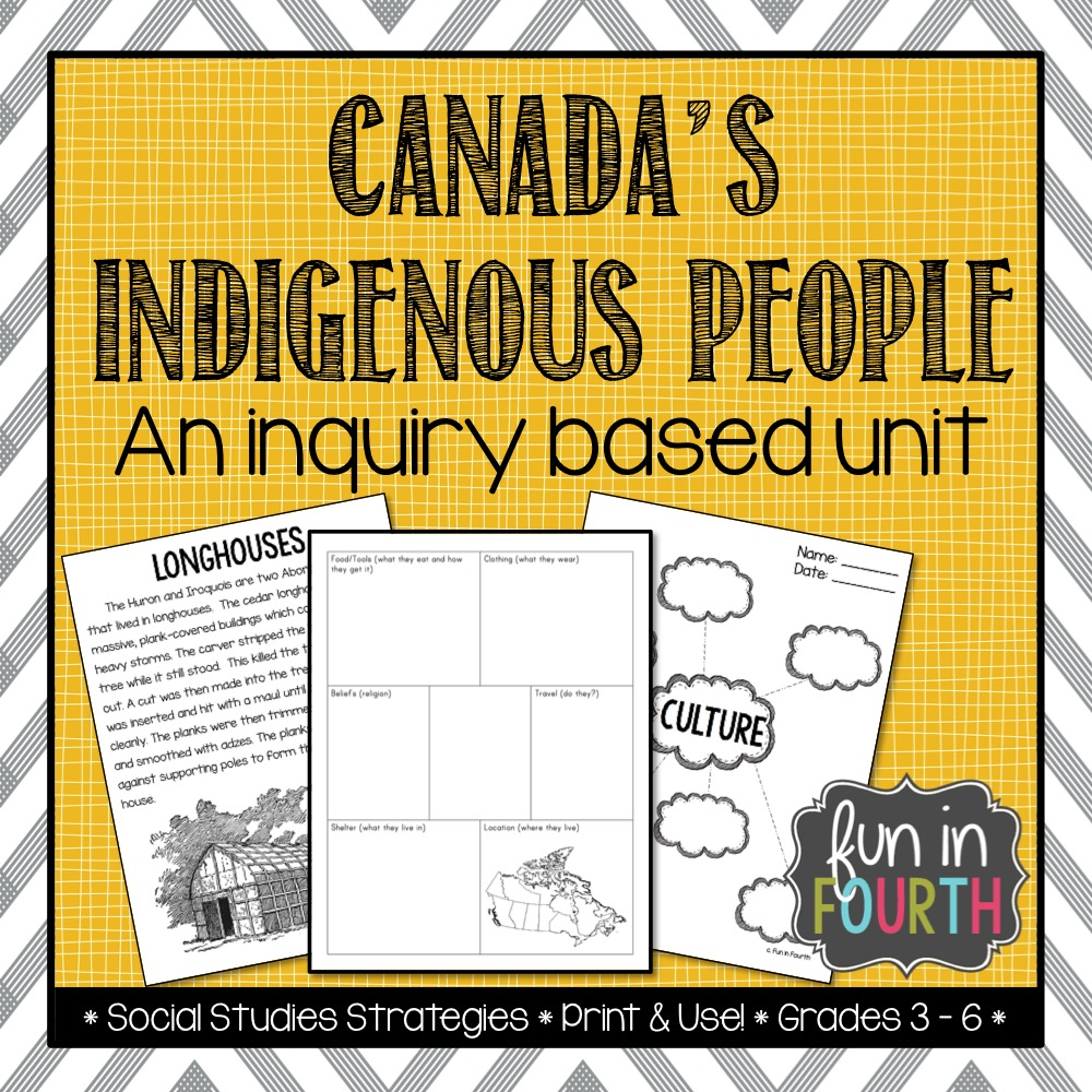 Canadian's Indigenous People