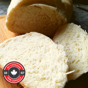 Bake bread from scratch